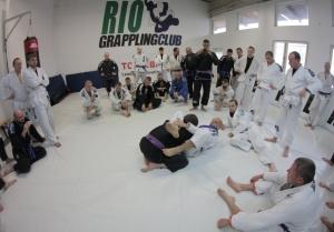 Rio Grappling Club HQ