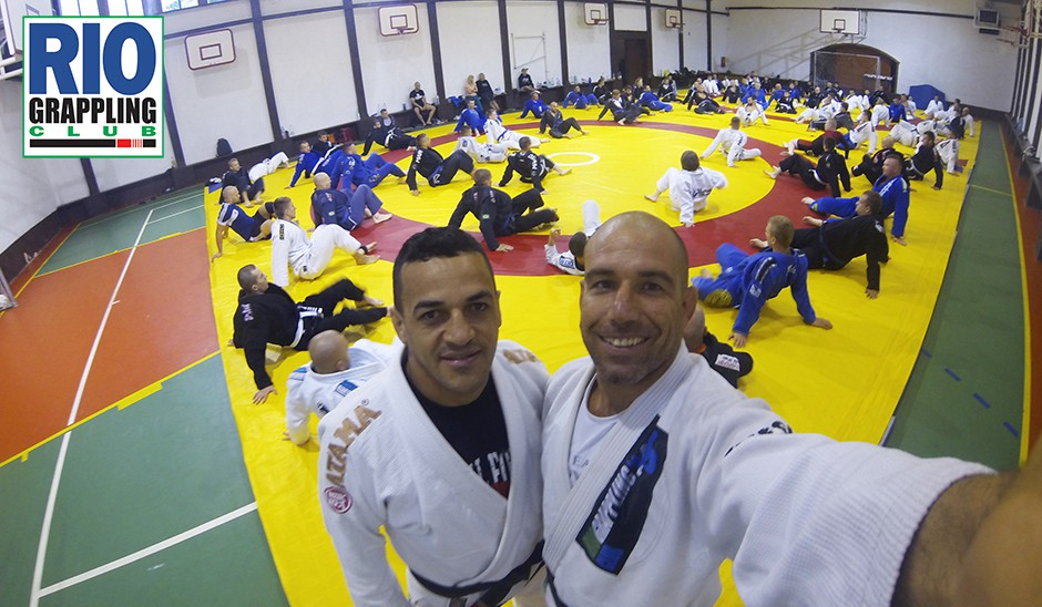 Main Rio Grappling Site
