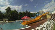 Aquapark in Cieplice