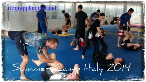Summer Camp Italy 2014